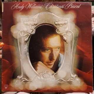 Vinyl Record: Andy Williams / Christmas Present