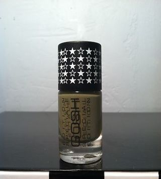 Free: New GOSH Nail Polish SPECIAL Edition COLOR \