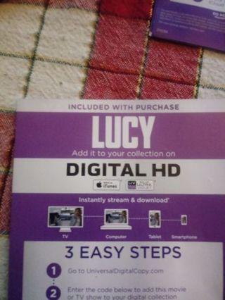 Lucy VUDU Code