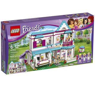 LEGO Friends Stephanie's House 41314 Building - New