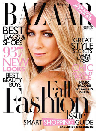 Harper's Bazaar TWO year Magazine Subscription Code (Mags delivered by MAIL)