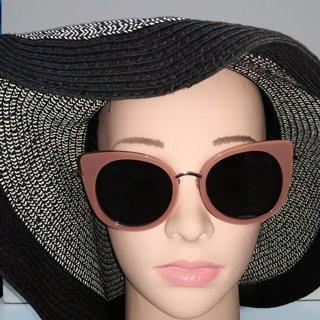 SASSY Cat Eye Retro Inspired Sunglasses Shades