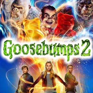 Goosebumps 2 MA