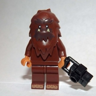 New Bigfoot Super Heroes Minifigure Building Toys Custom Lego