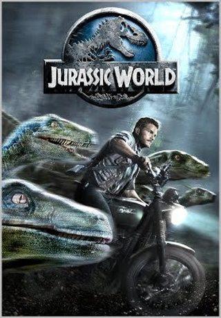 Jurassic World – DVD