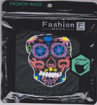 sugar skull mask NEW