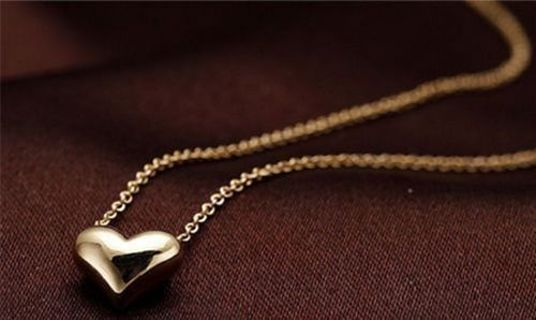 *~*Heart necklace*~*