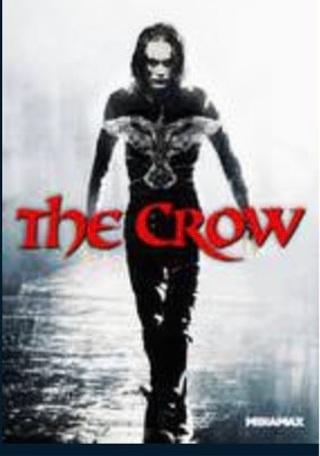 The Crow HD Vudu copy
