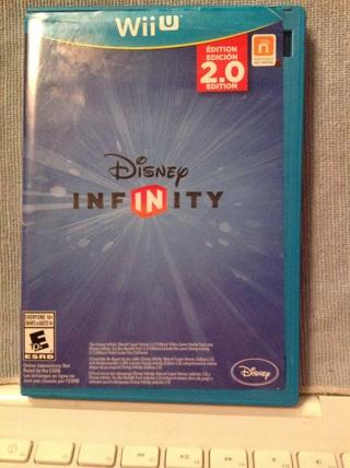 DISNEY infinity (Nintendo Wii U)