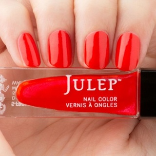 Julep JACQUELINE Nail Color Treat Polish BNIB