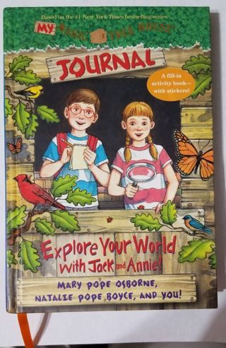 Magic Tree House - Journal