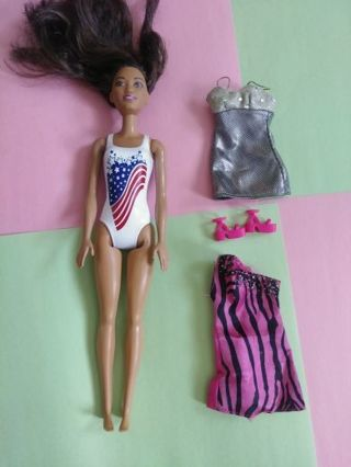 Barbie plus (lot 1)