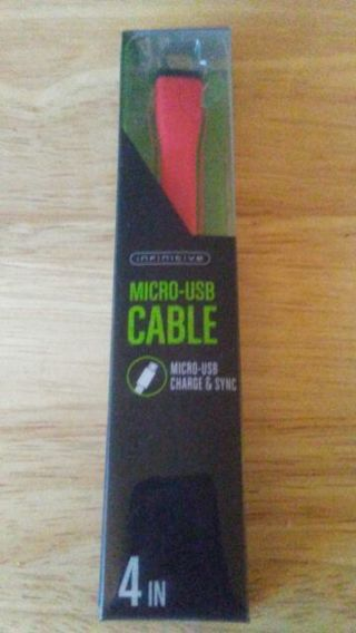 BRAND NEW in box Micro-USB Cable...