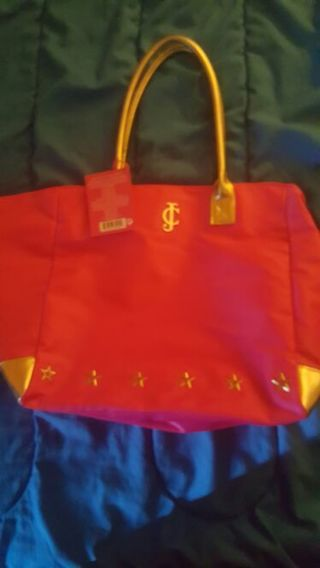 NEW JUICY COUTURE TOTE BAG
