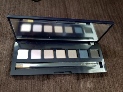 Brand new Estee Lauder eye color/shadow palette plus pink makeup cosmetic bag