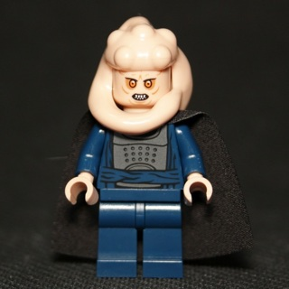 New Bib Fortuna Super Heroes Minifigure Building Toys Custom Lego