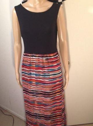 1 Pretty Summer Dress Maxi Dress XL FREE SHIPPING