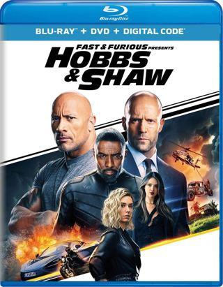Hobbs & Shaw (Digital HD Download Code Only) **Dwayne Johnson** **Jason Statham**