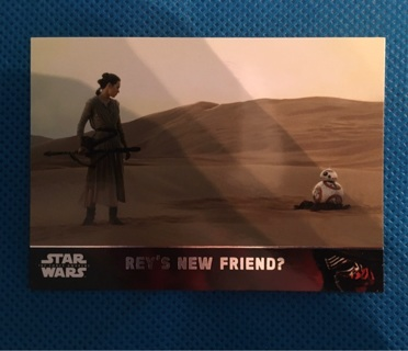 STAR WARS: THE FORCE AWAKENS CARD # 79