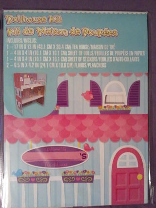 *~*~*~FREE DollHouse Kit~*~*~*