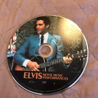 Elvis Presley Movie Music Performances DVD