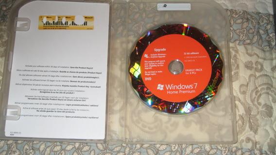 windows 7 home premium 32bit