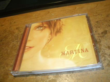 cd-martina mcbride-martina-2003-country-used-ex