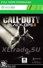 Free Call Of Duty Black Ops 2 Xbox 360 Download Code Video Game