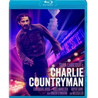 NEW Blu-Ray Movie CHARLIE COUNTRYMAN Shia LaBeouf , Evan Rachel Wood , Fredrick Bond (Director)