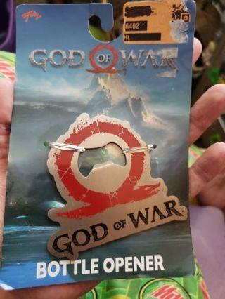God of War Bottle Opener