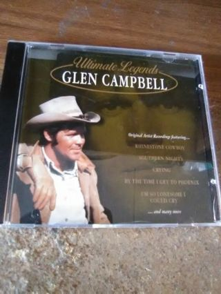 Ultimate Legends: Glen Campbell