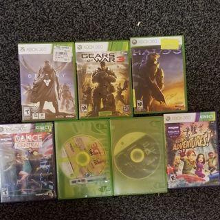 7 Xbox 360 games