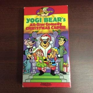 Yogi Bears All Star Comedy Christmas Caper.Free Yogi Bear S All Star Comedy Christmas Caper Vhs