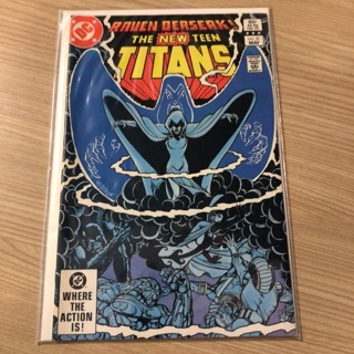 The Teen Titans #31 1983 DC Comics