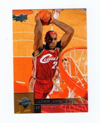 LeBron James Card