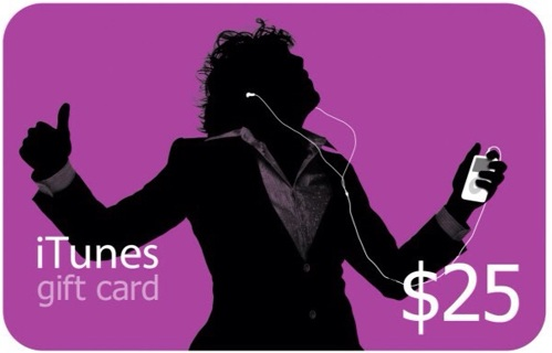 Free: $25 iTunes Gift Card (Canadian) - Gift Cards - Listia