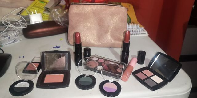 Lot beauty 10 pcs lancome bag include