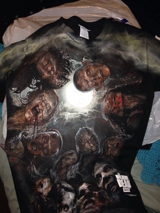 The Walking dead T-Shirt New