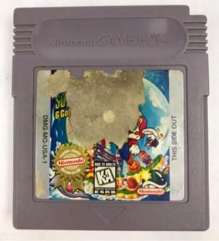 ✯Super Mario Land 2: 6 Golden Coins (Nintendo Game Boy, 1992) ~ FREE SHIPPING✯