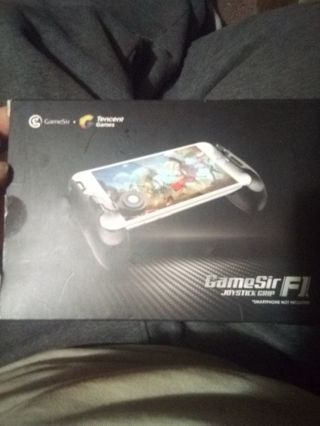 Gamesir F1 joystick grip