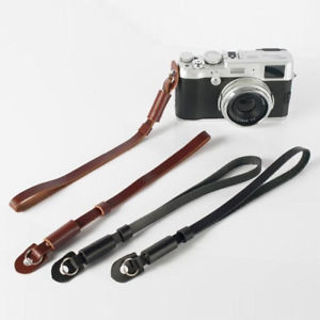 Leather Camera Wrist Hand Strap Universal Carrying Belt Wrist Strap Grip Bands
