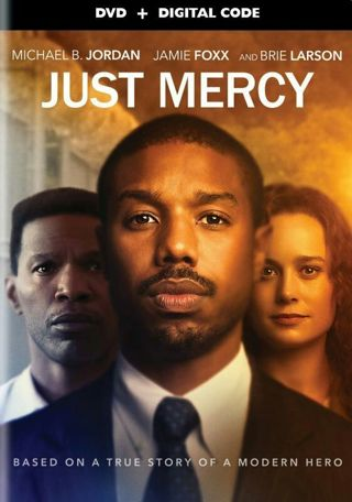 JUST MERCY - DIGITAL SD CODE (MOVIES ANYWHERE)
