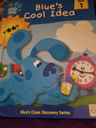 Blue's Clues; Blue's Cool Idea and Blue Puts on a Play