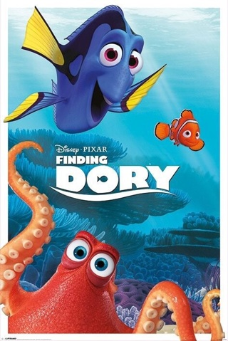 Finding Dory (2016) (HD) (GooglePlay)