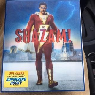 Shazam digital download movie