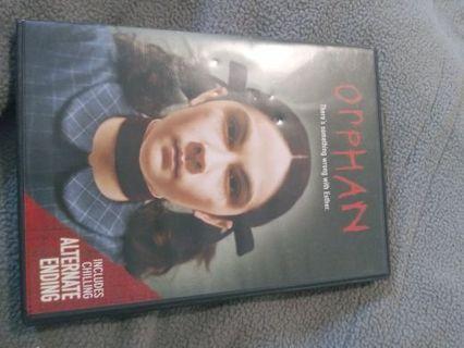 Movie orphan dvd
