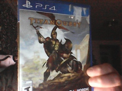 TITAN QUEST PS4 USED