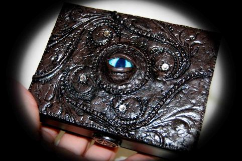 ➳❥Unique! 3D Dragon Eye Box