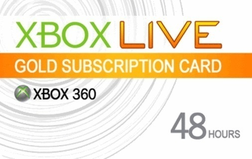 how to get free xbox live gold 48 hour codes