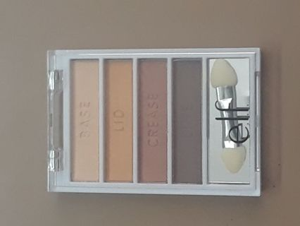 e.l.f. Eyeshadow Quad in Golden Goddess BNIP